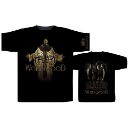 Marduk - Wormwood - T-shirt (Men)