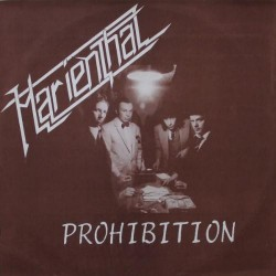 Marienthal - Prohibition - CD