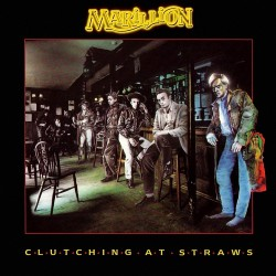 Marillion - Clutching At Straws - DOUBLE LP Gatefold
