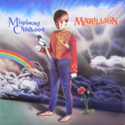 Marillion - Misplaced Childhood - LP