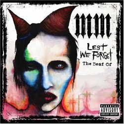 Marilyn Manson - Lest We Forget The Best Of - CD