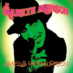 Marilyn Manson - Smells Like Children - CD EP