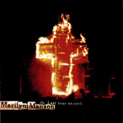 Marilyn Manson - The Last Tour On Earth - CD