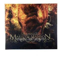 Marilyn Manson & The Spooky Kids - Dancing with the Antichrist - LP Gatefold