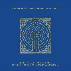 Mario Diaz De Leon - The Soul is the Arena - CD DIGIPACK