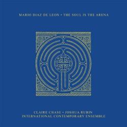 Mario Diaz De Leon - The Soul is the Arena - LP Gatefold
