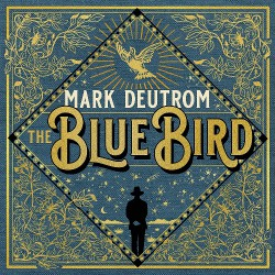 Mark Deutrom - The Blue Bird - CD DIGISLEEVE + Digital