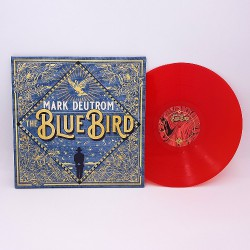 Mark Deutrom - The Blue Bird - LP Gatefold Coloured + Digital