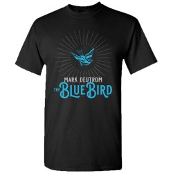Mark Deutrom - The Blue Bird - T-shirt (Men)