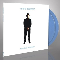 Mark Deutrom - The Silent Treatment - DOUBLE LP GATEFOLD COLOURED + Digital