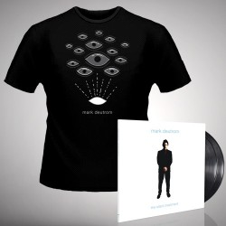 Mark Deutrom - The Silent Treatment - Double LP gatefold + T-shirt bundle (Men)