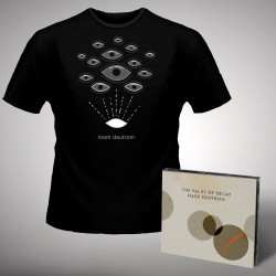 Mark Deutrom - The Value Of Decay - CD DIGISLEEVE + T-shirt bundle (Men)