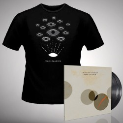 Mark Deutrom - The Value Of Decay - Double LP gatefold + T-shirt bundle (Men)