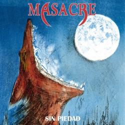 Masacre - Sin Piedad - LP COLOURED