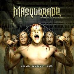 Masquerade - Soul Deception - CD