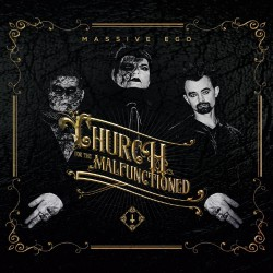 Massive Ego - Church For The Malfunctioned - DOUBLE CD