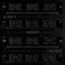 Master Boot Record - Direct Memory Access - CD DIGIPAK