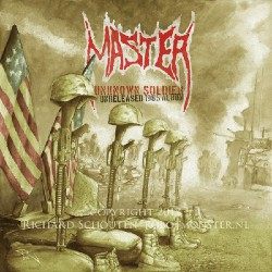 Master - Unknown Soldier - Unreleased 1985 Album - CD