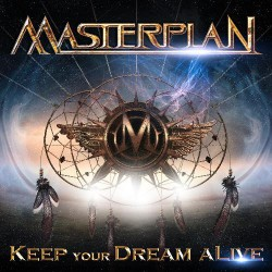 Masterplan - Keep Your Dream Alive - CD + DVD DIGIPACK
