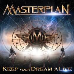 Masterplan - Keep Your Dream Alive - CD + BLU-RAY Digipack