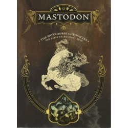 Mastodon - The Workhorse Chronicles (The Early Years...) - DVD DIGIPAK