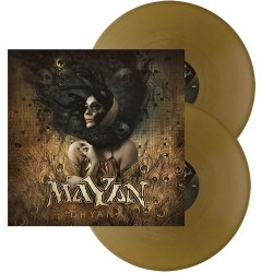 Mayan - Dhyana - DOUBLE LP GATEFOLD COLOURED