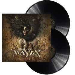 Mayan - Dhyana - DOUBLE LP Gatefold