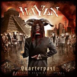 Mayan - Quarterpast - CD