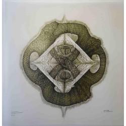 Mayhem - Aion Suntelia - Serigraphy