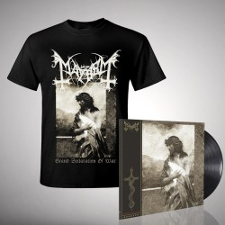 Mayhem - Bundle 3 - LP gatefold + T-shirt bundle (Men)