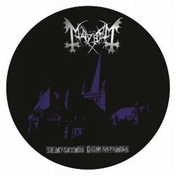 Mayhem - De Mysteriis Dom Sathanas - LP PICTURE