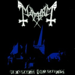Mayhem - De Mysteriis Dom Sathanas - LP COLOURED