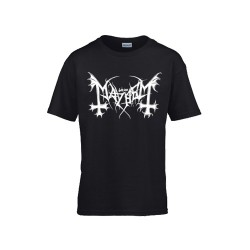 Mayhem - Logo - Kid Shirt