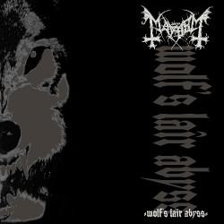 Mayhem - Wolf's Lair Abyss - CD
