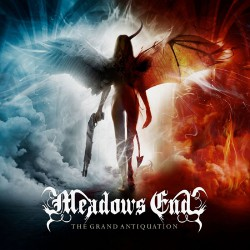 Meadows End - The Grand Antiquation - CD DIGIPAK