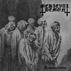 Medieval Demon - Demonolatria - LP