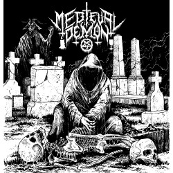 Medieval Demon - Medieval Necromancy - DOUBLE LP Gatefold