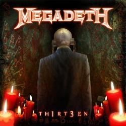 Megadeth - Th1rt3en - DOUBLE LP Gatefold