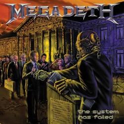 Megadeth - The System Has Failed - CD