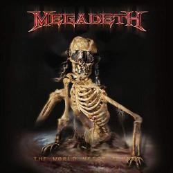 Megadeth - The World Needs A Hero - CD