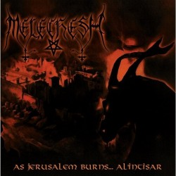 Melechesh - As Jerusalem Burns... Al' Intisar - CD