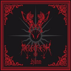 Melechesh - Djinn - DOUBLE LP Gatefold