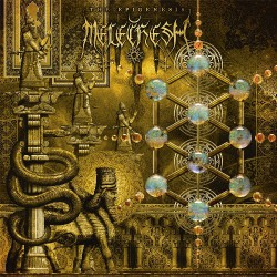 Melechesh - The Epigenesis - DOUBLE LP GATEFOLD COLOURED