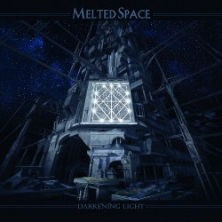Melted Space - Darkening Light - CD DIGIPAK