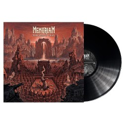 Memoriam - The Silent Vigil - LP Gatefold