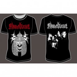 Merciless - Viking Skull - T shirt