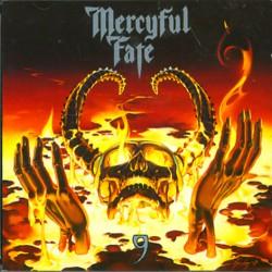 Mercyful Fate - 9 - LP