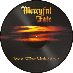 Mercyful Fate - Into The Unknown - LP PICTURE