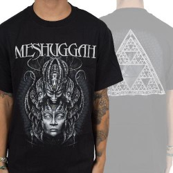 Meshuggah - Faces - T-shirt (Men)
