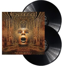 Meshuggah - Nothing - DOUBLE LP Gatefold